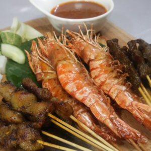 Satay (Delivery)