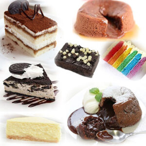 Desserts (Delivery)